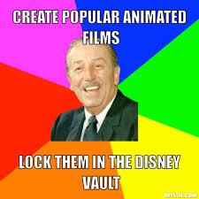 Walt Disney Meme Generator - DIY LOL via Relatably.com