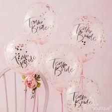 Plate <b>Team Bride</b> Party Bridal Party JGA Rosé Flowers Deco