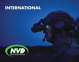 International Sales - <b>Night Vision</b> Devices