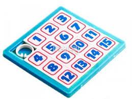 Купить <b>Эврика</b> Пятнашки Light Blue 94777 по низкой цене в ...