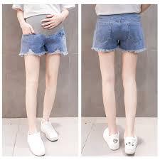 <b>Emotion Moms Summer</b> Maternity Denim Short Pregnancy Pants ...