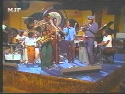 <b>Donald Byrd</b> performs 'Blackbyrd' at the Montreux Jazz Festival 1973 ...