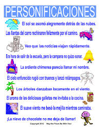 the world s most recently posted photos by the writing doctor personificaciones spanish classroom poster the writing doctor tags personification personificaciones spanishclassroomposter