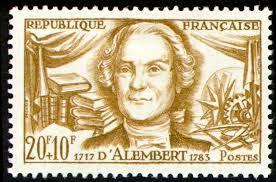 Resultado de imagem para Jean le Rond d'Alembert