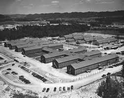 manhattan project sites get national park status pbs newshour aeriel view of the atomic energy commission administration building oak ridge tennessee 1945