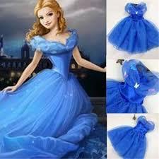 Sandy Princess Cinderella Girls Dress Cosplay Costume ... - Vova