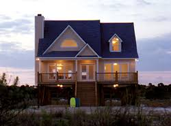 Home Plans   Pier Foundations   House Plans and Morecharming beach cottage   pier foundation  ViewthisPlan