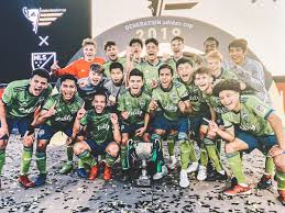 Seattle Sounders Academy U-17s become first MLS club to <b>win</b> ...