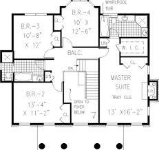 Historic th Century Colonial Floor Plan Historic Colonial Floor    Historic th Century Colonial Floor Plan Historic Colonial Floor Plans