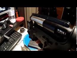 Airsoft <b>silent cylinder</b> head - YouTube