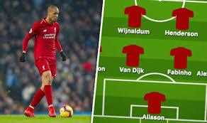 Liverpool team news vs Brighton: Predicted line up – Centre-back ...