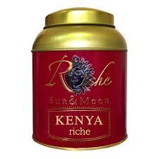 <b>Чай Riche</b> Natur <b>KENYA RICHE черный</b>, 100г ж/б — купить в ...