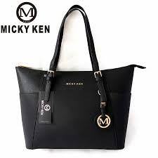 MICKY KEN <b>Large Capacity Luxury Handbags</b> michael same style ...