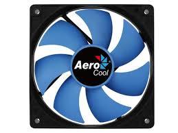 <b>Вентилятор AeroCool Fan Force</b> 12 PWM 120mm Red Blade ...