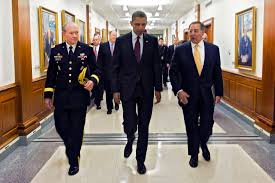 u s department of defense photo essay president barack obama walks defense secretary leon e panetta and army gen martin