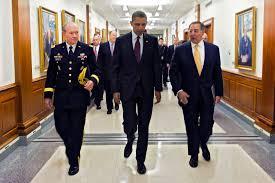 u s department of defense photo essay president barack obama walks defense secretary leon e panetta and army gen martin