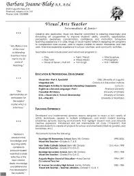 art teacher resume template sample job resume samples art teacher resume objective sample