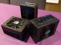 <b>Cooler Master</b> представила 850-Вт <b>блок питания</b> типоразмера SFX