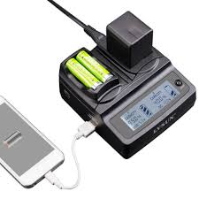 LVSUN Universal Camera AA AAA Phone Car/AC <b>NB</b>-11L <b>NB</b> 11L ...