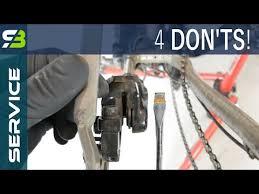 How To Check <b>Brake Pad</b> Wear   <b>Mountain Bike</b> Maintenance ...