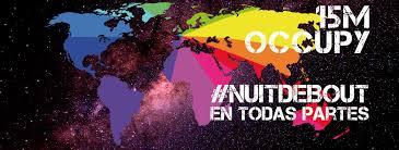 Resultado de imagen de Internacional   La Nuit Debout