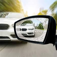 <b>2PCS Car</b> Sticker Anti Fog <b>Car Rearview Mirror</b> Protective Film <b>Car</b> ...