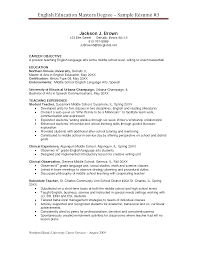 Master Or Masters Degree On Resume  automotive technician resume