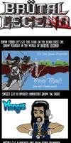 DeviantArt: More Like Brutal Legend Meme by dystar via Relatably.com