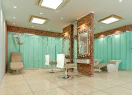 3d hair salon barber shop best lighting for a salon