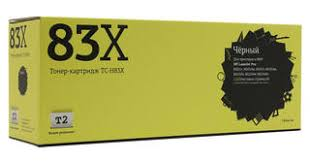 Купить <b>Картридж</b> лазерный <b>T2 TC</b>-<b>CF283X</b> по супер низкой цене ...