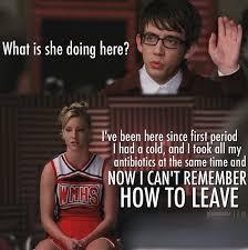 Glee! on Pinterest | Glee Quotes, Rachel Berry and Darren Criss via Relatably.com