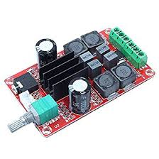 Icstation TPA3116D2 2X50W Class D <b>Stereo Digital Audio Amplifier</b> ...