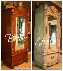 this armoire is a reproduction piece so it isnt an antique antique furniture armoire