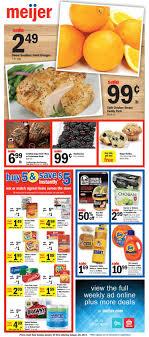 meijer weekly ad  meijer weekly ad buy 5 save 5 jan 22 28 2017