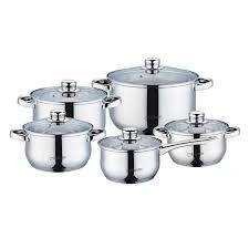 <b>Набор посуды</b> Maestro Jambo gold MR-2020-<b>10</b>, <b>10 предметов</b> ...