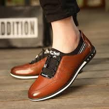 <b>Shoes</b> - 2019 <b>Men's Fashion Casual</b> Leather <b>Shoes</b> – Kaaum
