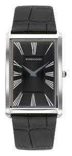 Наручные <b>часы ROMANSON TL0390MW</b>(<b>BK</b>) — купить по ...