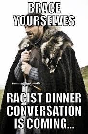Ah family gatherings. Such a joyous time... - Meme Fort via Relatably.com