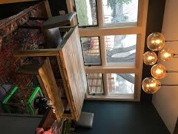 kill pine live edge dining chairs