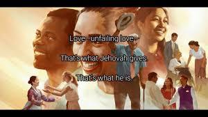 Unfailing Love - JW <b>Original</b> Songs (Lyrics) - YouTube