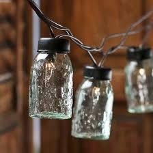 box of 6 mini glass mason jar light covers betty 8 light mason jar