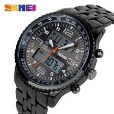 SKMEI Outdoor Sport Watch Men Alarm Chrono Calendar ... - Vova