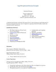 Examples Of A Medical Receptionist Resume | Resume Format Of ... Examples Of A Medical Receptionist Resume