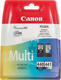 <b>Картридж Canon PG</b>-<b>440</b>/<b>CL-441 MultiPack</b> 5219B005