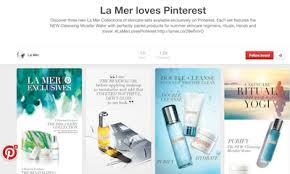 <b>La Mer</b> pairs with Pinterest for <b>summer</b> skincare exclusives