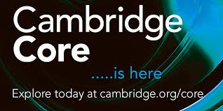 Image result for cambridge core