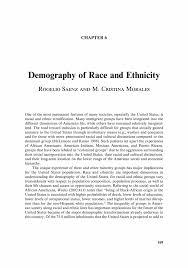 demography of race and ethnicity   springerinside