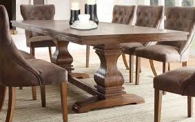 chair dining room tables rustic chairs: furniture chic rustic round dining furniture chic rustic round dining room table ideas bhavata rustic in rustic dining room tables and chairs