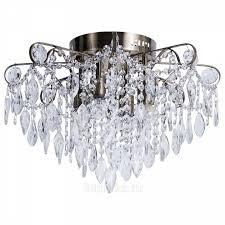<b>Arte Lamp</b> EMILIA <b>A1660PL</b>-<b>4AB</b> люстра <b>потолочная</b> купить в ...