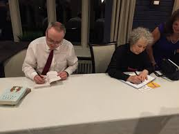 terry fallis novelist part  i m a little tardy recording this memorable event but better late than never back in margaret atwood invited me to be the speaker at an annual